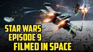 Star Wars Episode 9 Might be Filmed in SPACE !! - Director Colin Trevorrow Comments (BessY)