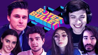 BOTEZ BULLET INVITATIONAL feat. Ludwig, Moistcr1tikal, GeorgeNotFound, Sapnap, Samay Raina & more!
