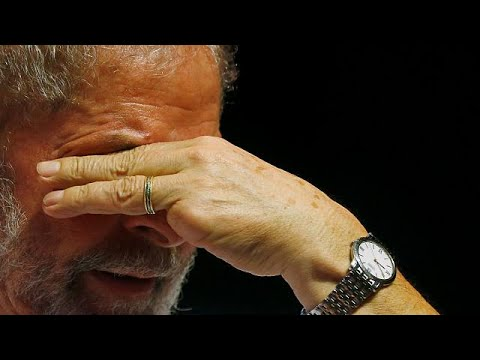 Brazil's former president Lula given nine-and-a-half year jail term for corruption
