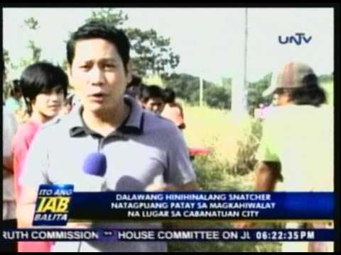 SALVAGE VICTIM cabanatuan city