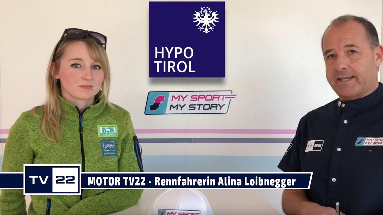MOTOR TV22: Rennfahrerin Alina Loibnegger im exklusiven Interview