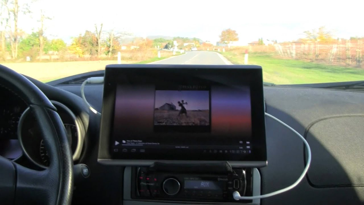 poweramp 2 test in auto con tablet android come postazione. Black Bedroom Furniture Sets. Home Design Ideas
