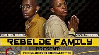 (Rebelde Family) Yo Quiero Besarte