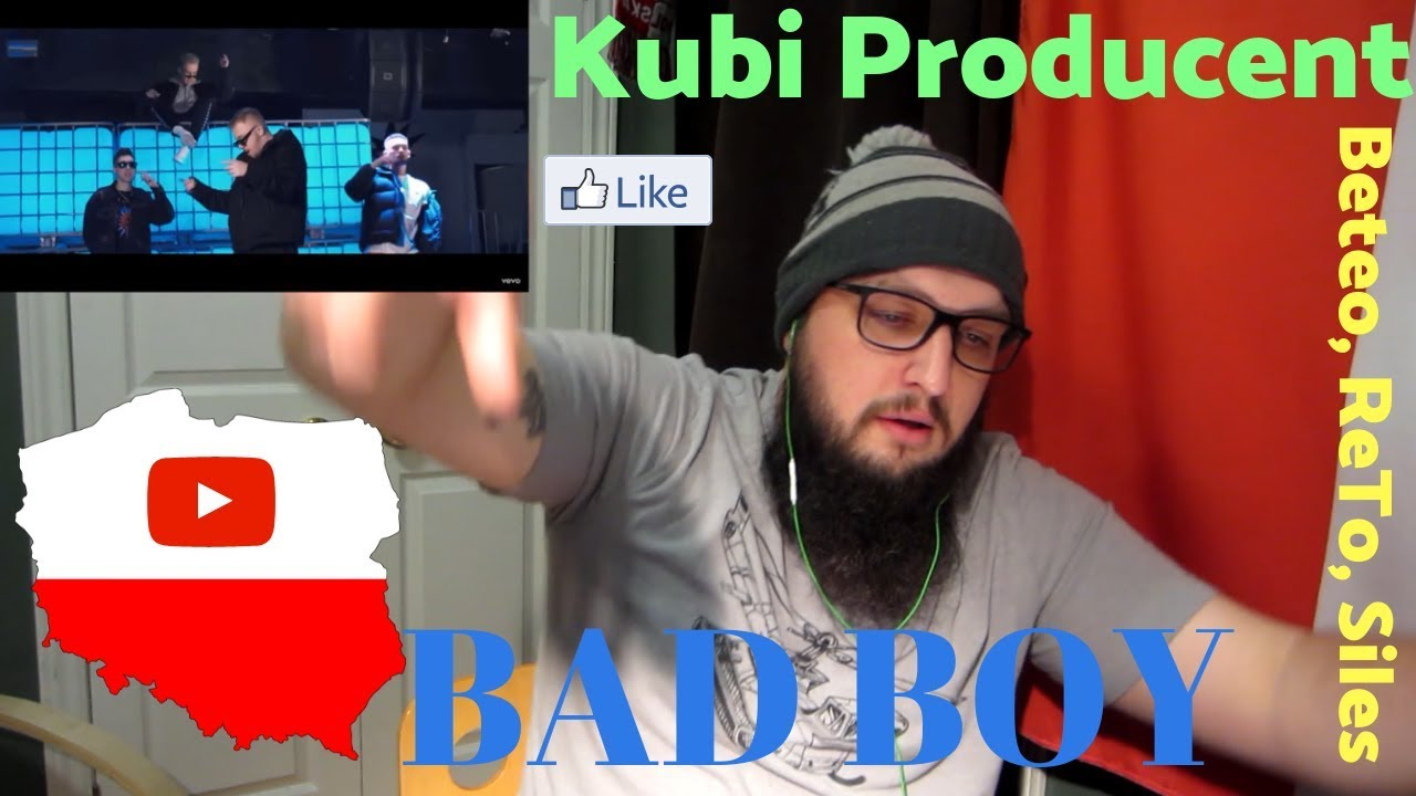 Kubi Producent   Bad Boy ft  Beteo, ReTo, Siles #1