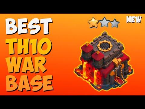 Best TH10 War Base 2020 (Copy Link) | Anti 2 Star TH10 War Base Links | Clash Of Clans