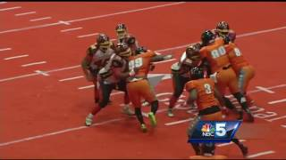 Vermont Bucks kick off franchise with rout of Connecticut
