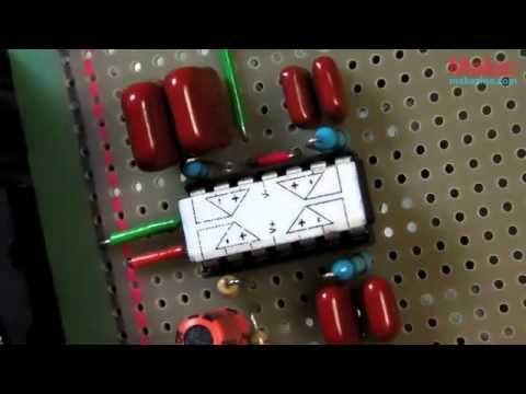 Circuit Skills #5: LED Color Organ