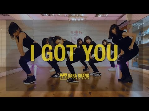 Bebe Rexha - I Got You / Choreography by Sara Shang (SELF-WORTH)