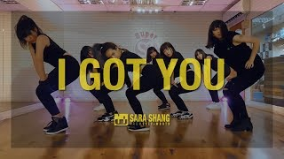Bebe Rexha - I Got You  (Dance Choreography by Sara Shang)