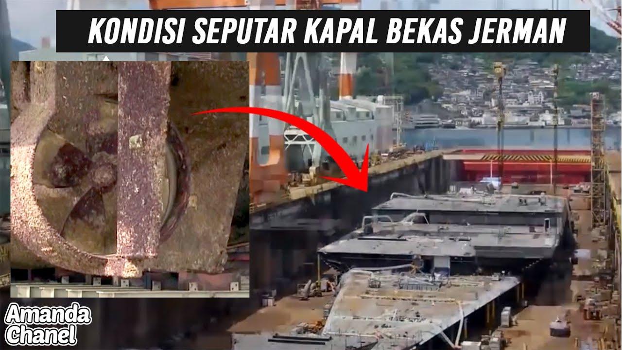 BAHAYA,,!! Kerugian FATAL Indonesia Beli Kapal P3R4NG Bekas Jerman ~ BERITA TRENDING