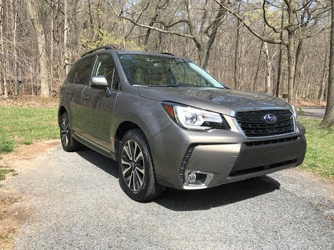 2017 Subaru Forester XT Touring – Redline: Review
