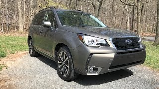 2017 Subaru Forester XT Touring  Redline: Review