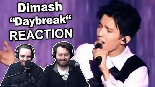 Singers ReactionReview To \Dimash - Daybreak L VE At Bastau\