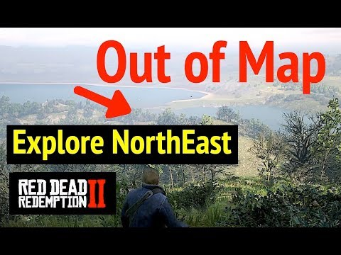 Explore NorthEast (Out of Map) in Red Dead Redemption 2 (RDR2): Kamassa River Source thumbnail