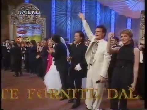 Ultima apparizione TV di Mia Martini a Papaveri e papere con Ranieri, Bocelli, Pooh. Goggi, Spagna