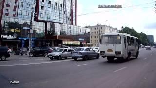Дневное видео (режим AHD-М) AHD камеры на базе модуля 1/3