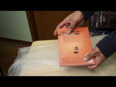 Crayon Pop - The Streets Go Disco CD unboxing Mp3