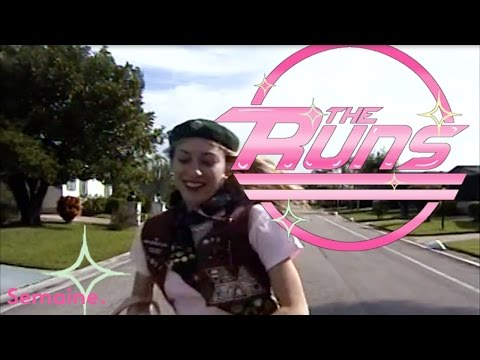 Gia Coppola and Tracy Antonopoulos star in The Runs