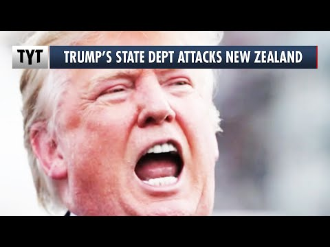 Why Is Trump Warning People About New Zealand?
