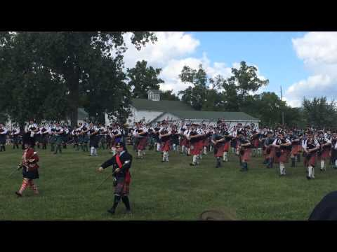 2015 St. Andrew Society Highland Games, Livonia Michigan