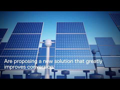 Solar Energy. In a New Light.