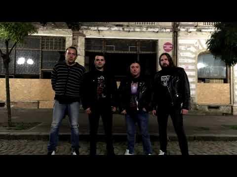 Mass Cremation - Death Sentence (Official Lyric Video)