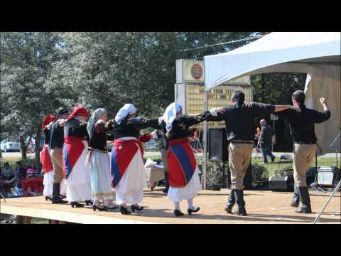 Greek Food Festival - Tallahassee, Florida