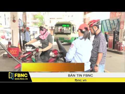 FBNC – Giá xăng có thể điều chỉnh tăng 500 đồng/lít