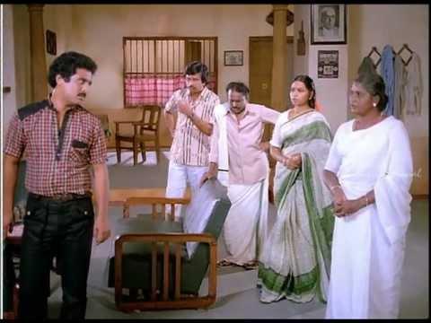 Nalla Thambi - Karthik helps Radha