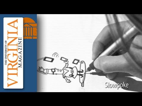 UVA Magazine Presents: Slowpoke