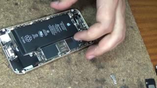 видео Замена корпуса iPhone 6s