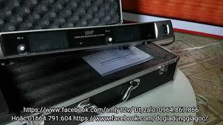 Vua của micro không dây tầm giá DƯỚI 2 triệu Ngon Bổ Rẻ lh 0964.867.866 - 01664.791.604