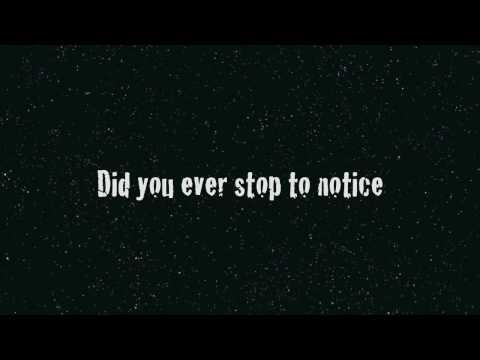 The Earth Song - Michael Jackson (Lyrics)
