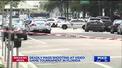 Authorities: Multiple dead in shooting at Jacksonville mall