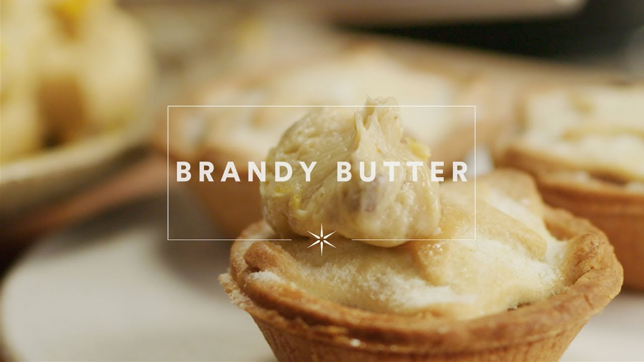 Recipe to make brandy butter