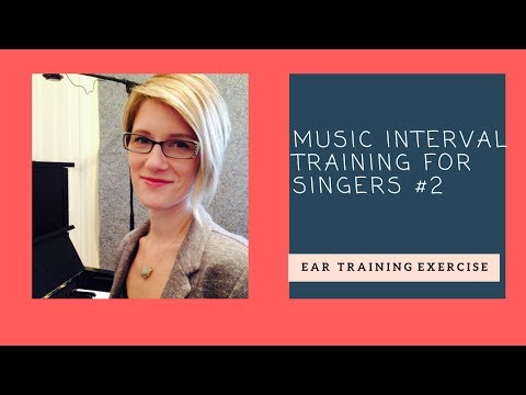 Music Interval Training- Exercise #2