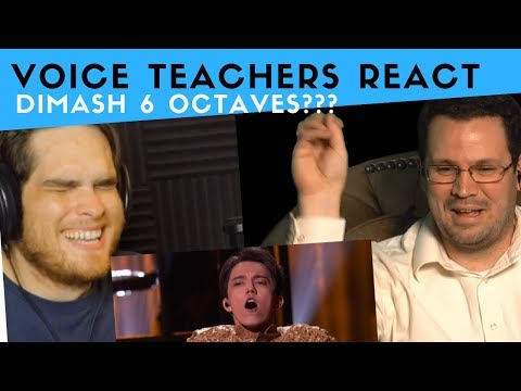 Voice Teachers React to Dimash on The World's Best