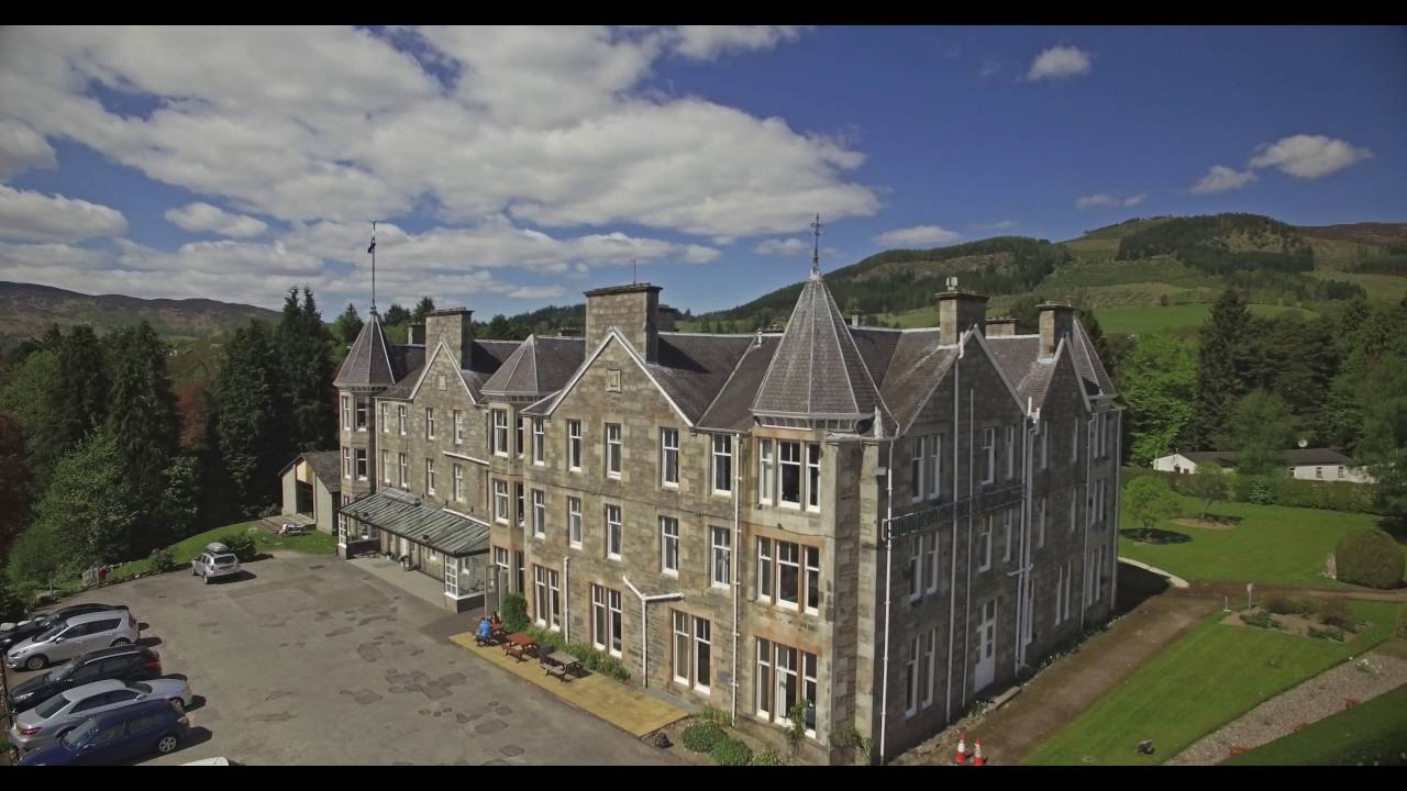 Pitlochry Hydro Hotel Coast Country Hotels