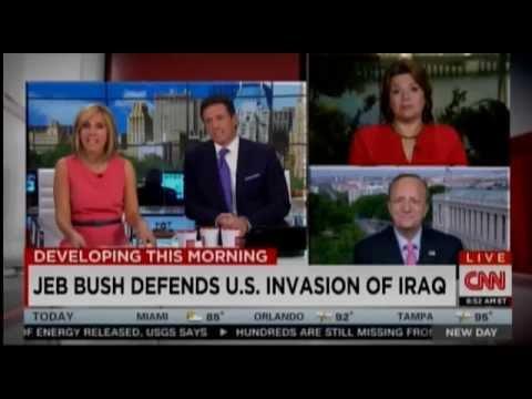 Ex-Bush Adviser: Jeb Told Me He Misheard The Iraq Question