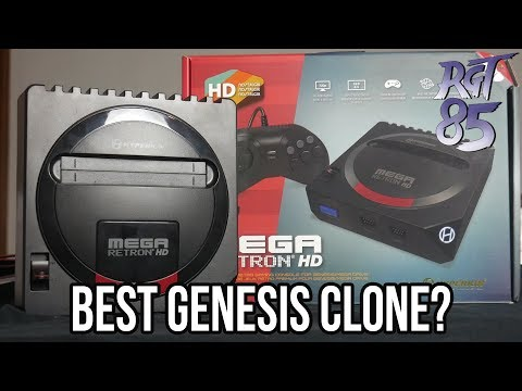 Mega Retron HD - A Sega Genesis Clone Worth Owning?   RGT 85
