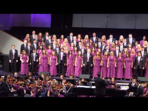 All Creatures Of Our God and KingUniversity Choir and Orchestra UCO Cal Baptist University