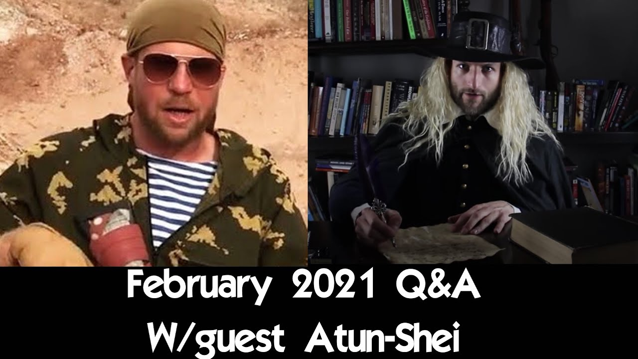 February 2021 Q&A w/Atun-Shei