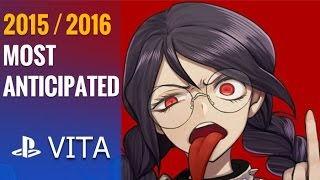 Top 10 Upcoming PS Vita Games of 2015 - 2016 HD