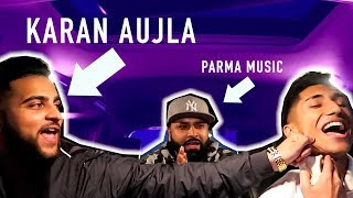 PUNJABI Carpool Karaoke with KARAN AUJLA & PARMA MUSIC