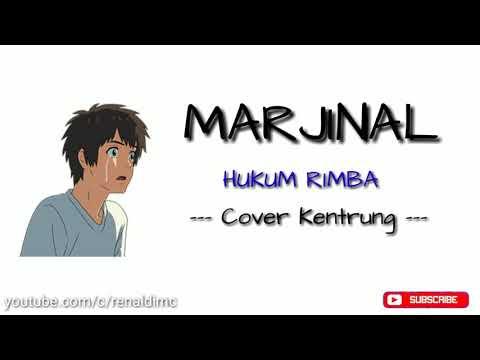 Lirik Hukum Rimba - Marjinal ( versi animasi)
