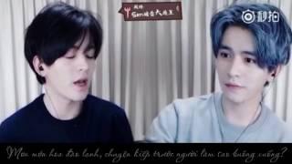 [Vietsub] Lạnh Lẽo- Phá Âm Skm (OST Tam Sinh Tam Thế Thập Lý Đào Hoa)