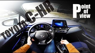 2017 Toyota C-HR Hybrid - useful hybrid system in a nice body
