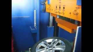 Тест на удар (обод) - колесные литые диски на Opel(Опель).WSP Italy W2507 ASTRA