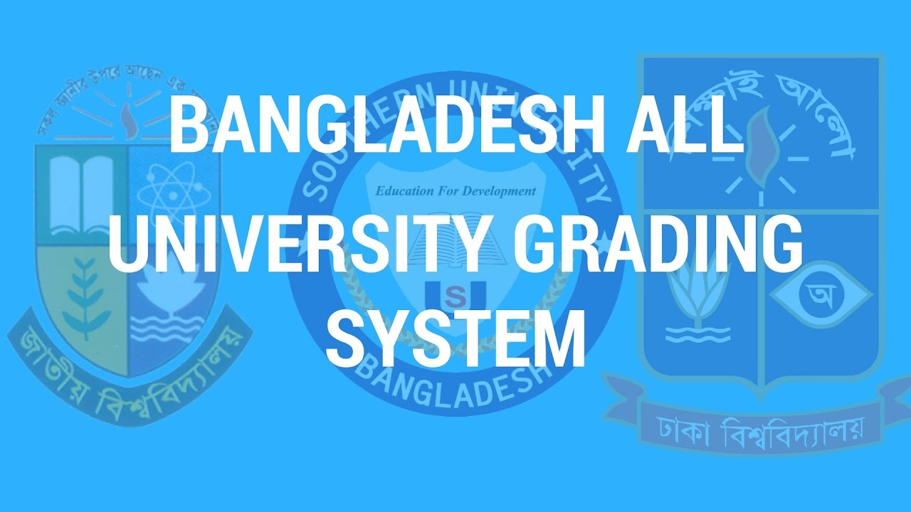 How To Calculate Gpa For All University Of Bangladesh  National University  Grading System