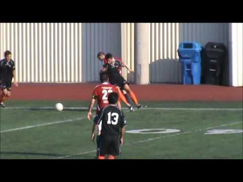 North York Astros vs Toronto Croatia, June 10th, 2012 Canadian Soccer League CSL